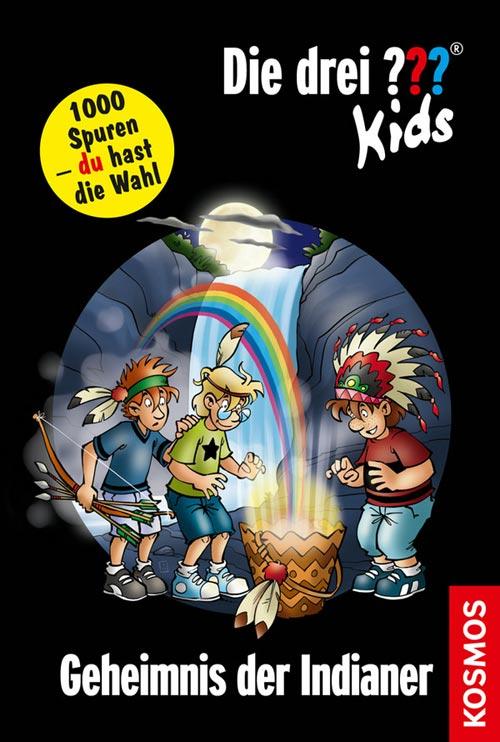 die drei  kids das wilde pack boris pfeiffer